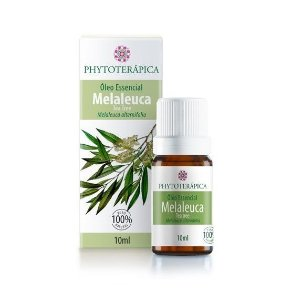 Óleo Essencial de Melaleuca Tea Tree 10ml Phytoterápica