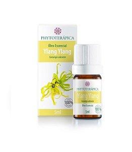 Phytoterápica Óleo Essencial Ylang Ylang 5ml
