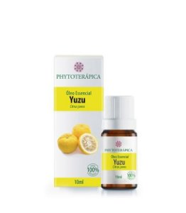 Phytoterápica Óleo Essencial Yuzu 10ml