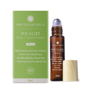Phytoterápica Composto Essencial Focalize Roll-On 10ml