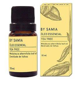 By Samia Óleo Essencial Tea Tree - Melaleuca 10ml