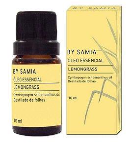 By Samia Óleo Essencial Lemongrass 10ml