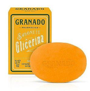 Granado Sabonete Barra Glicerina Mel 90g