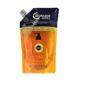Loccitane Eco-Refil Sabonete Líquido de Karite Verbena 500ml