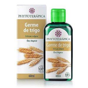 Phytoterápica Óleo Vegetal de Germe de Trigo 60ml