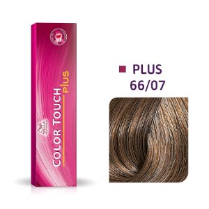 Wella Color Touch Plus Tonalizante 66/07 Lou Esc Int Nat Mar