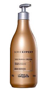 Loreal Serie Expert Absolut Repair Gold Quinoa Shampoo 500ml