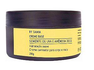 Creme Neutro Semente de Uva by Samia 250g