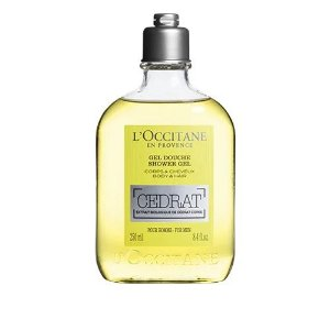 Loccitane Cedrat  - Sabonete Líquido Corpo e Cabelo 250ml
