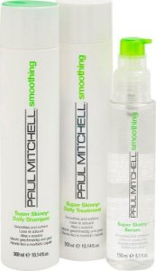 Paul Mitchell Super Skinny - Kit Shampoo Condicionador e Sérum 150ml