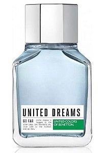 Perfume Benetton United Dreams Go Far 100ml