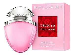 Perfume Bvulgari Omnia Pink Sapphire