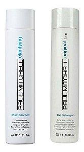 Paul Mitchell - Kit Shampoo Two e The Detangler