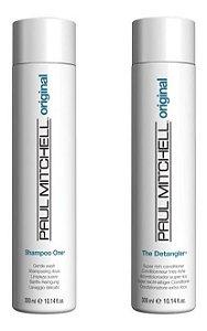 Paul Mitchell Original - Kit Shampoo One e The Detangler