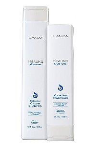 Lanza Healing Moisture - Kit Shampoo e Condicionador