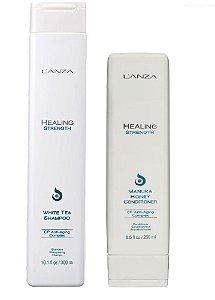 Lanza Healing Strength - Kit Shampoo e Condicionador