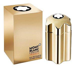 Perfume Mont Blanc - Emblem Absolu 100ml Edt