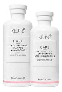 Keune Color Brillianz - Kit Shampoo e Condicionador