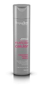 Acquaflora Nutrição Celular - Hidratante Sem Enxágue 240ml