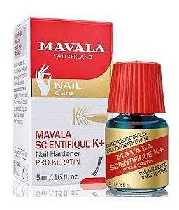 Mavala - Scientifique K+ Endurecedor De Unhas Pro Keratin 5ml