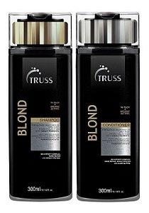 Truss Blond - Kit Shampoo e Condicionador