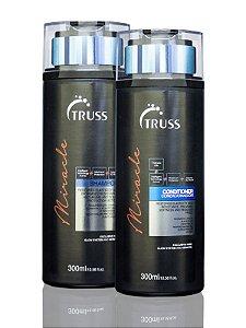 Truss Miracle - Kit Shampoo e Condicionador