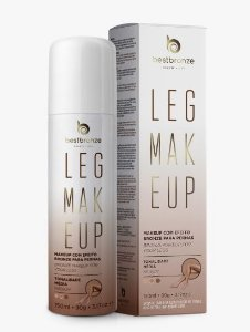 Best Bronze - Leg Make Up Médio 150ml