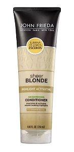 John Frieda Sheer Blonde - Highlight Activating Condicionador 250ml