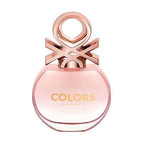 Perfume Benetton Colors Woman Rose 80ml