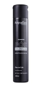 Acquaflora Pós Coloração - Shampoo 300ml
