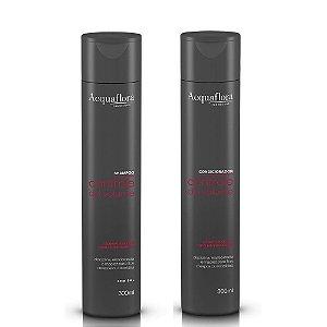 Acquaflora Controle De Volume - Kit Shampoo e Condicionador