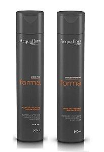 Acquaflora Forma - Kit  Shampoo e Condicionador