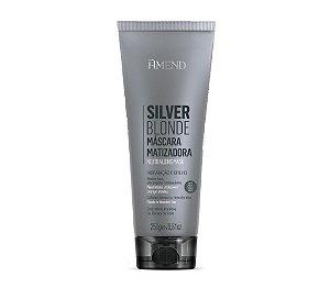 Amend Silver Blonde - Máscara Matizadora 250g