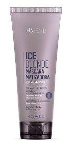 Amend Ice Blonde - Máscara Matizadora Hidratação e Brilho 250g