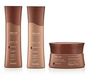 Amend Marula Fabulous Nutrition - Kit Shampoo Condicionador e Máscara