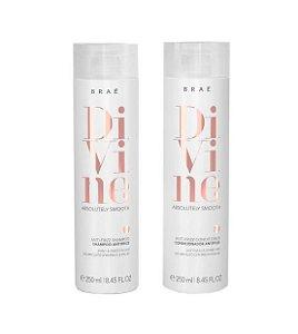 Braé Divine - Kit Shampoo e Condicionador