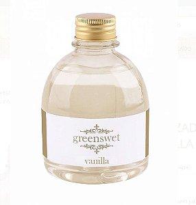 Greenswet Vanilla - Refil Aromatizador 300ml