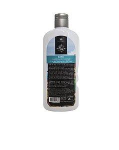 Madressenza Sta Terra - Costa Amalfitana - Refil Difusor Limão Siciliano E Peônia 250ml