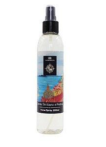 Madressenza Sta Terra - Costa Amalfitana - Home Spray Limão Siciliano E Peônia 200ml