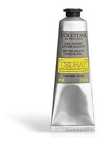 Loccitane Cedrat - Gel Creme Pós Barba