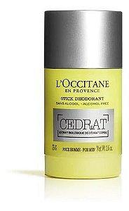 Loccitane Cedrat - Desodorante Stick 75g