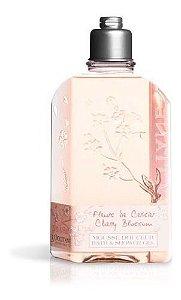 Loccitane  Flor De Cerejeira - Sabonete Líquido Para Corpo 250ml