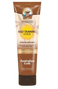 Australian Gold - Loção Autobronzeadora Self Tanning 130ml