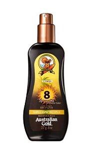 Australian Gold - Fps8 Spray Gel 237ml