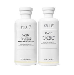 Keune Vital Nutrition - Kit  Shampoo e Condicionador
