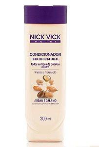Nick Vick Nutri Hair - Brilho Natural Condicionador 300ml