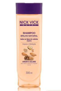 Nick Vick Nutri Hair - Brilho Natural Shampoo 300ml