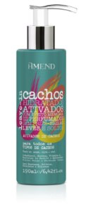 Amend Cachos - Ativador de Cachos 190ml