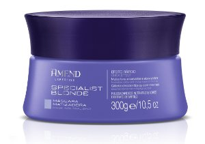 Amend Specialist Blonde - Máscara Matizadora 300g