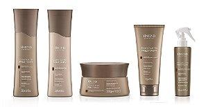 Amend Complete Repair - Kit Shampoo Condicionador Máscara Leave-in e Queratina